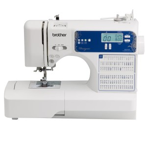 Brother Designio series computerized sewing machine