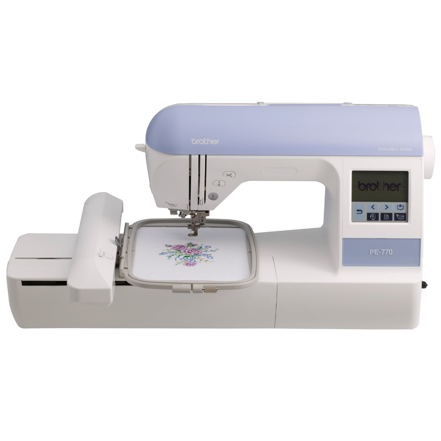 Embroidery Machine Designs Brother Light