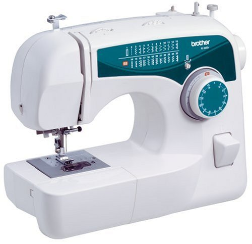 The Brother XL 2600 is a simple sewing machine that's perfect for beginners