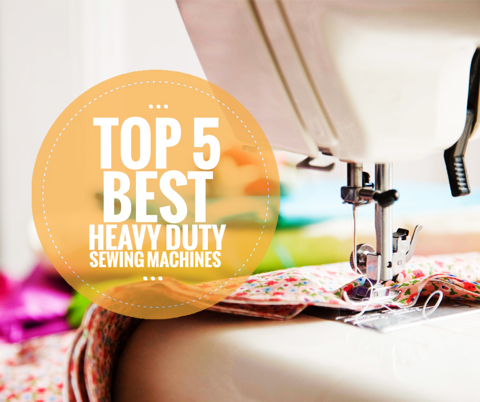 40 Best Heavy Duty Sewing Machines Of 40 TheFallenHem Gorgeous Best Advanced Sewing Machine