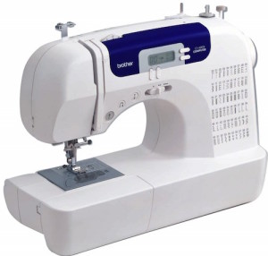 The Brother CS6000i is a great sewing machine for any home
