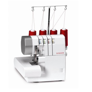 The Singer ProFinish 14CG754 is an inexpensive serger machine