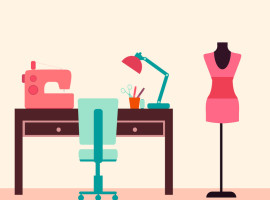 Article: Creating the Perfect Sewing Room