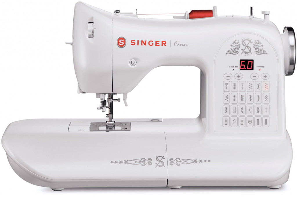 Sewing Machine Review: Singer One Computerized Sewing Machine