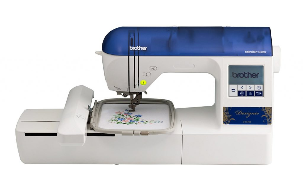 Brother Designio Series DZ820E Embroidery Machine