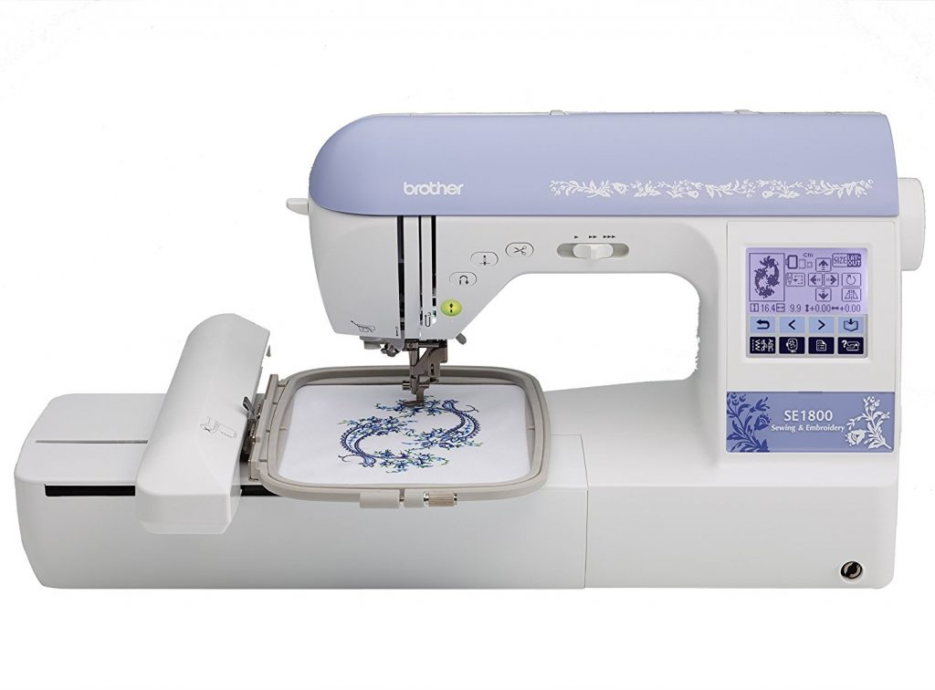 Brother SE1800 Sewing Embroidery Machine