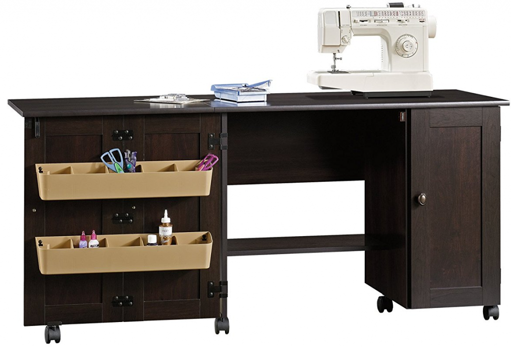 Sauder Sewing Craft Cart. View On Amazon