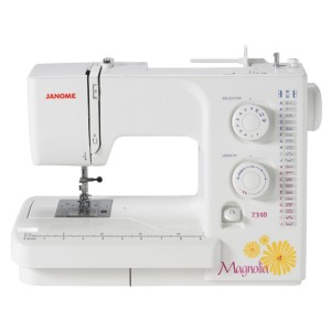 Best Janome Machine for Beginners - Magnolia 7318