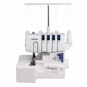 The Brother Designio Series DZ1234 Serger