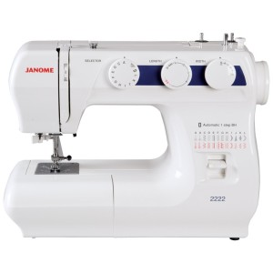Janome 2222 - Easy to use sewing machine