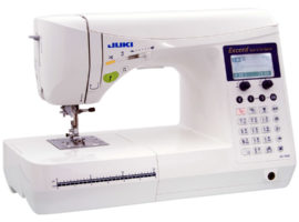 Sewing Machine Review: Juki F600