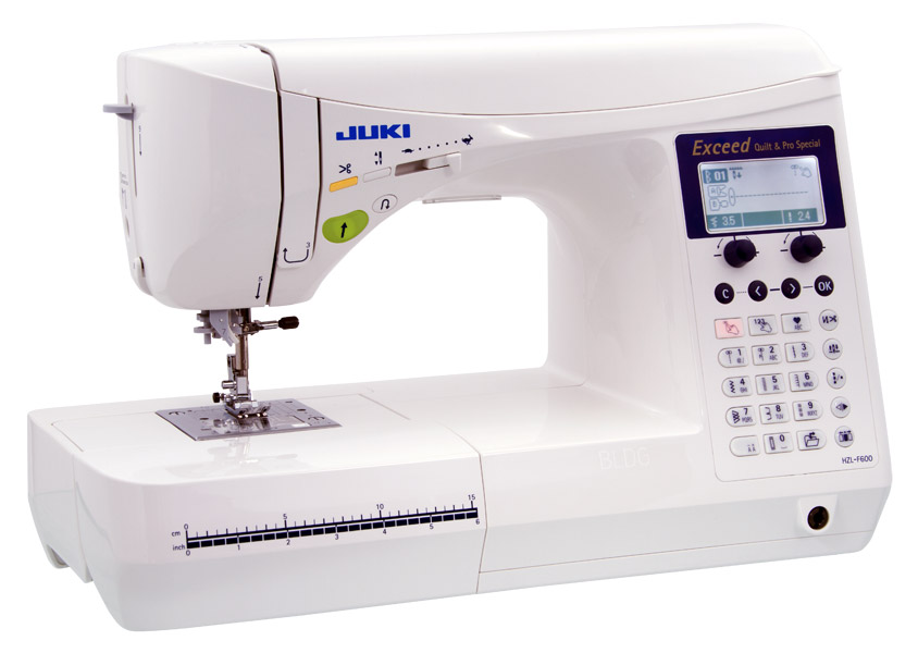 Juki HZL F600 Sewing Machine Review