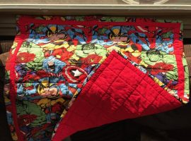 Article: How to Sew an Easy 3 x 3 Quilt