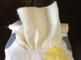 Baby Doll Wipes and Case