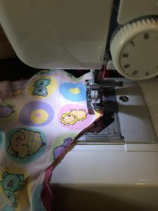 Sewing Baby Doll Cloth Diapers