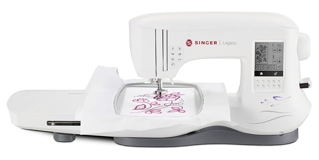 SINGER SE300 Legacy Sewing Embroidery Machine