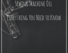 comparison between singer and brother sewing machine oil, where to buy and how to use it