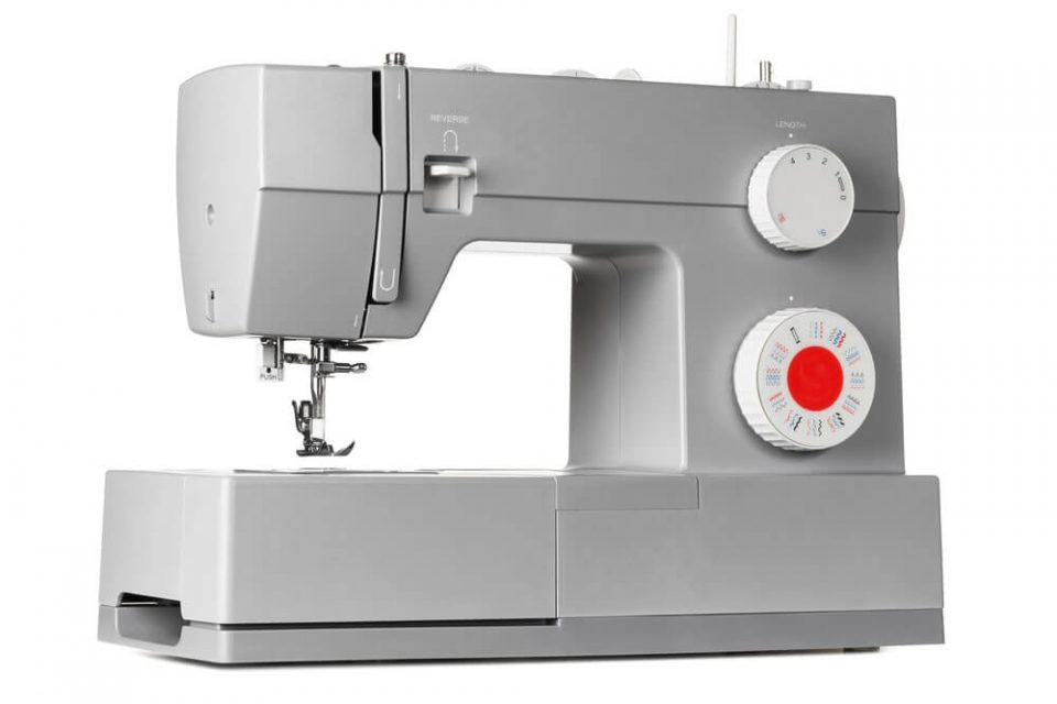 Modern electric sewing machine
