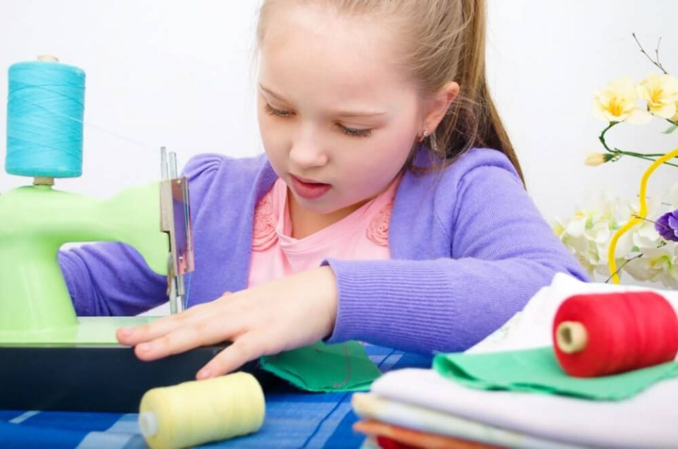 Best Sewing Machine for Kids in 2020: Start Sewing Young!